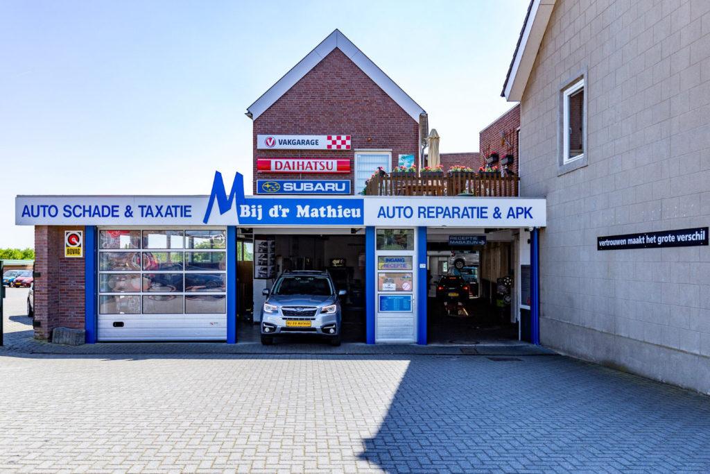 Garage Bij d'r Mathieu - Cardier en Keer